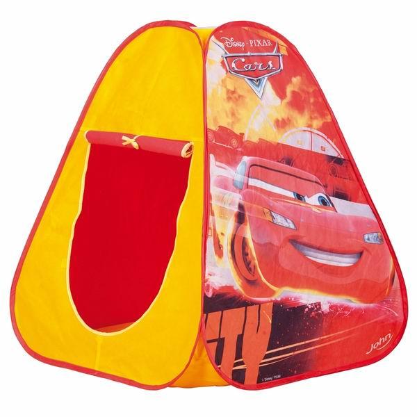 John Игровая палатка Тачки 75х75х90 см