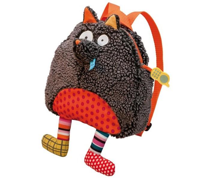 Сумки для детей Ebulobo Рюкзачок Волчонок цена