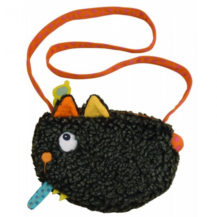 Сумки для детей Ebulobo Сумочка Волчонок каталки игрушки ebulobo мишка