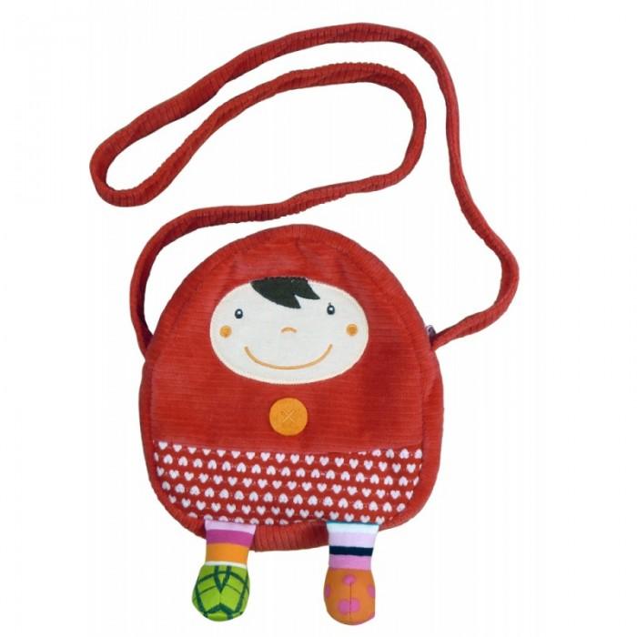 Сумки для детей Ebulobo Сумочка Красная Шапочка ebulobo шарфик e10056 красная шапочка