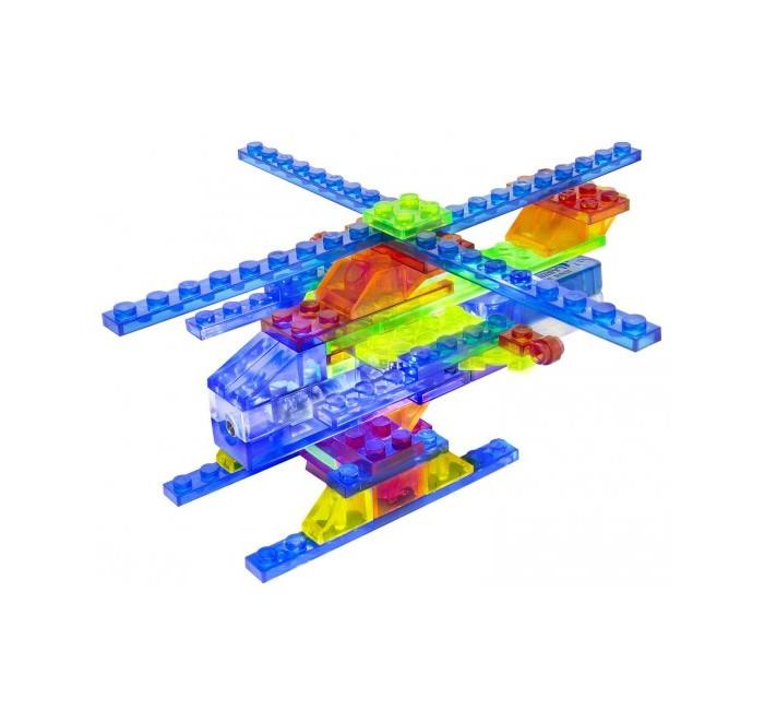 Конструкторы Laser Pegs Набор 4 в 1 Вертолеты в футляре laser range finder 40m 60m 80m 100m digital laser distance meter tape area volume angle engineer measure construction tools