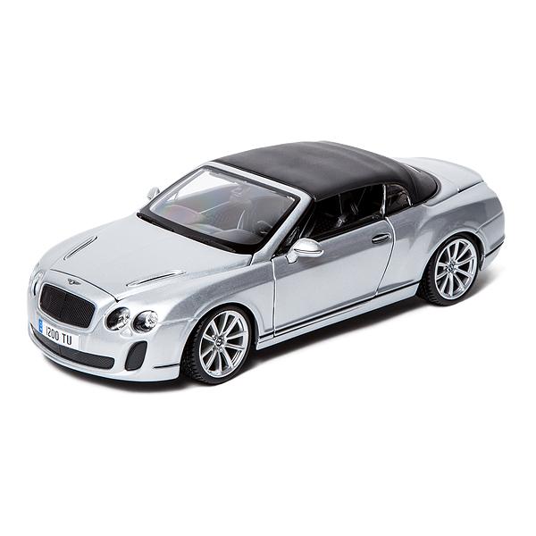 Машины Bburago Машина Bentley Continental Supersports welly 24018 велли модель машины 1 24 bentley continental supersports