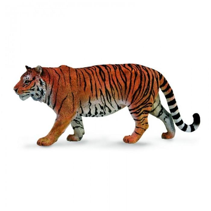 Игровые фигурки Gulliver Collecta Сибирский тигр XL игровые фигурки gulliver collecta фигурка тигр 12 см