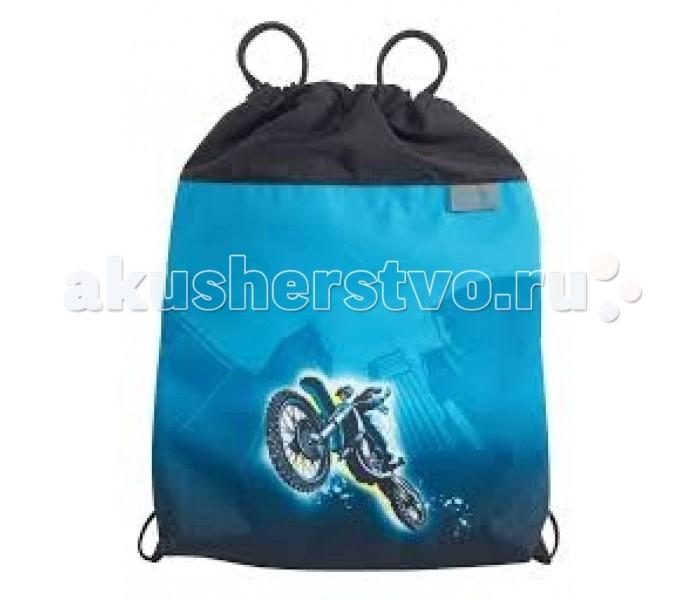Развитие и школа , Школьные рюкзаки Thorka Сумка для сменной обуви Велогонщик арт: 336180 -  Школьные рюкзаки