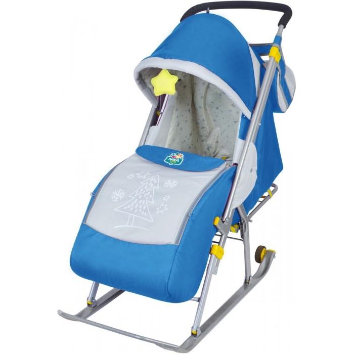 Купить Санки-коляска Ника Детям 4 в интернет магазине. Цены, фото, описания, характеристики, отзывы, обзоры
