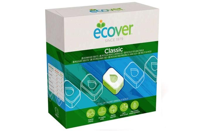 Бытовая химия Ecover Экологические таблетки для посудомоечных машин 500 г натуральные эко таблетки tri bio для посудомоечных машин 500 г 25 шт