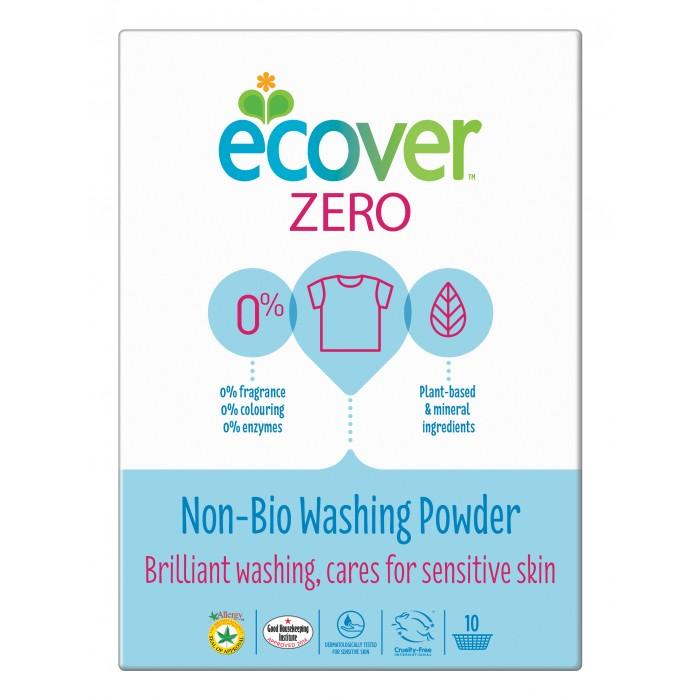Ecover Экологический стиральный порошок-ультраконцентрат Zero Non Bio 750 гр