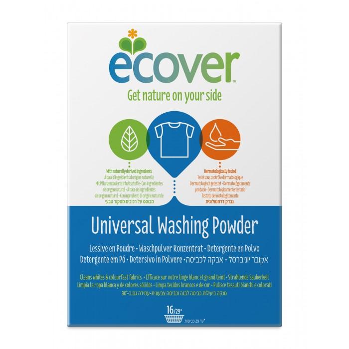 Бытовая химия Ecover Экологический стиральный порошок-концентрат универсальный 1.2 кг бытовая химия белизна отбеливатель концентрат 0 85 кг