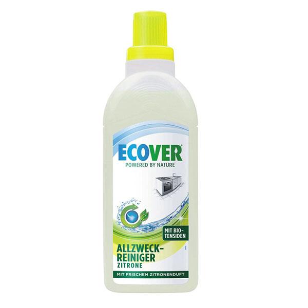 Бытовая химия Ecover Экологическое универсальное моющее средство 1000 мл средство hg для мытья и придания блеска ламинату 1000 мл