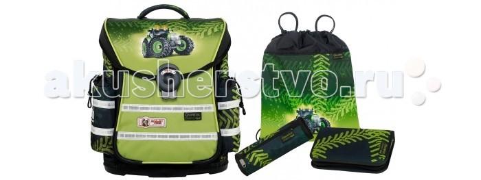Школьные рюкзаки Thorka Школьный рюкзак Light Plus Гринтрак (4 предмета) рюкзаки zipit рюкзак shell backpacks