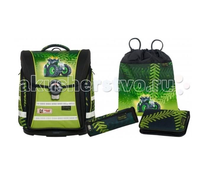 Школьные рюкзаки Thorka Школьный рюкзак Light Compact Гринтрак (4 предмета) рюкзак compact