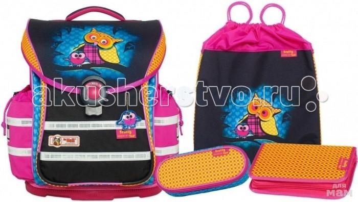 Thorka  Школьный рюкзак Скотти (4 предмета)