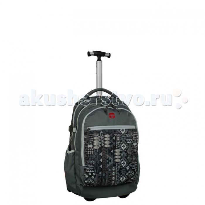 Развитие и школа , Школьные рюкзаки Thorka Рюкзак на колесах Ацтеки арт: 339665 -  Школьные рюкзаки