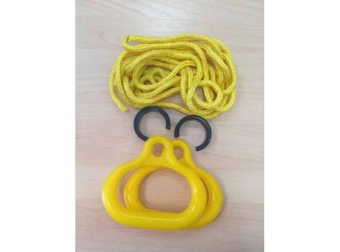 Спортивные комплексы SportsWill Кольца гимнастические пластмассовые кольца гимнастические крепыш