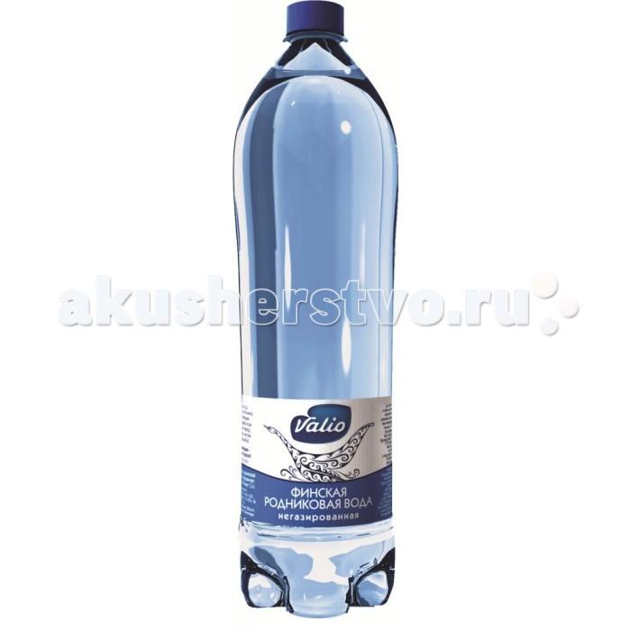 где купить Вода Valio Вода питьевая родниковая 1.5 л по лучшей цене