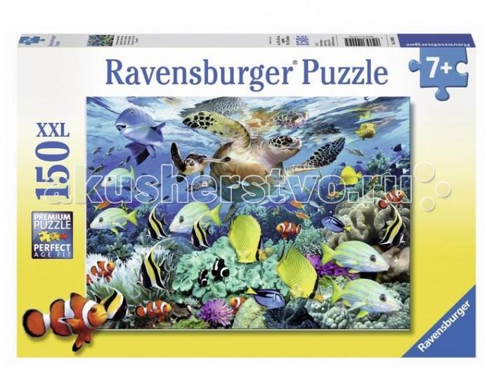 Пазлы Ravensburger Пазл Коралловый риф 150 элементов
