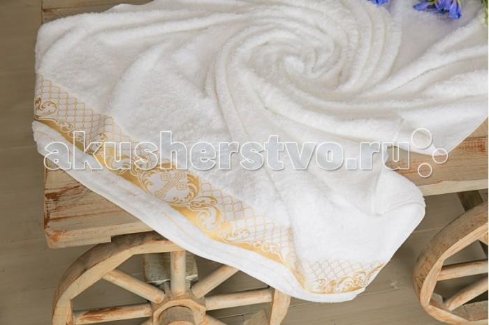 Крестильная одежда Alivia Kids Крестильное полотенце с крестом 140х100 12.710.12, Крестильная одежда - артикул:341430