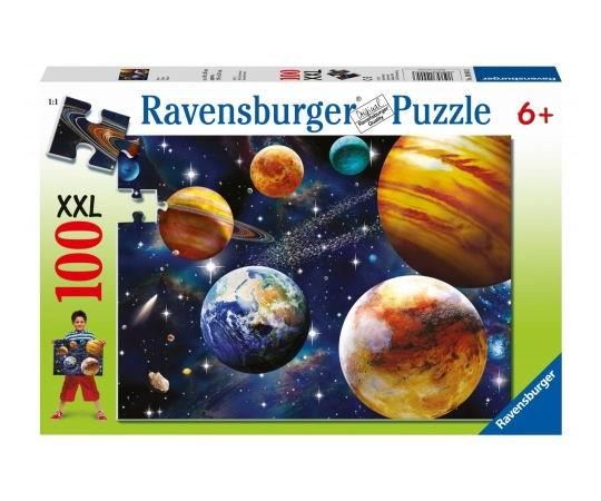 Купить Пазлы, Ravensburger Пазл Парад планет 100 элементов