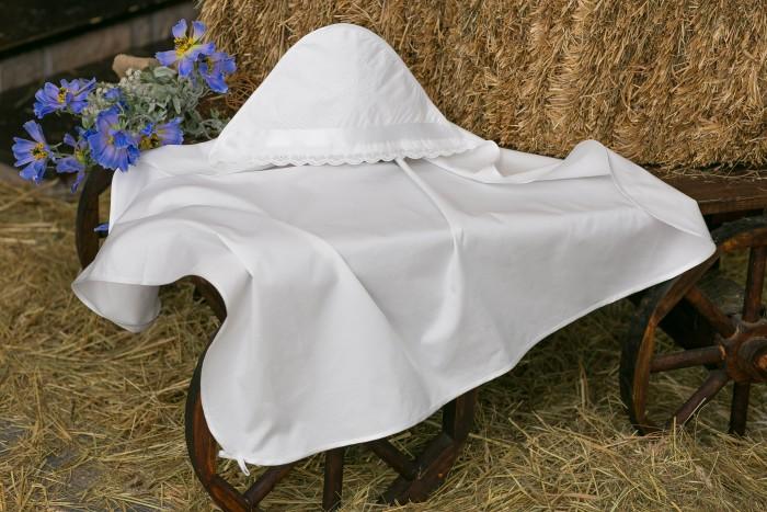 Крестильная одежда Alivia Kids Крестильная пеленка Воздушное шитье 90х90 12.815.10 крестильная одежда арго уголок с оборочкой 009 2н