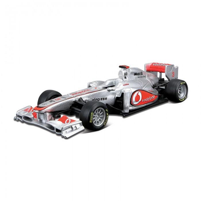 Машины Bburago Машина Формула-1 Команда 2012 McLaren машины bburago машина формула 1 команда 2012 mclaren
