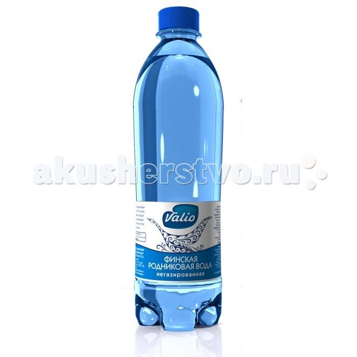 Вода Valio Вода питьевая родниковая 0.5 л рыба игра сухогруз 70г