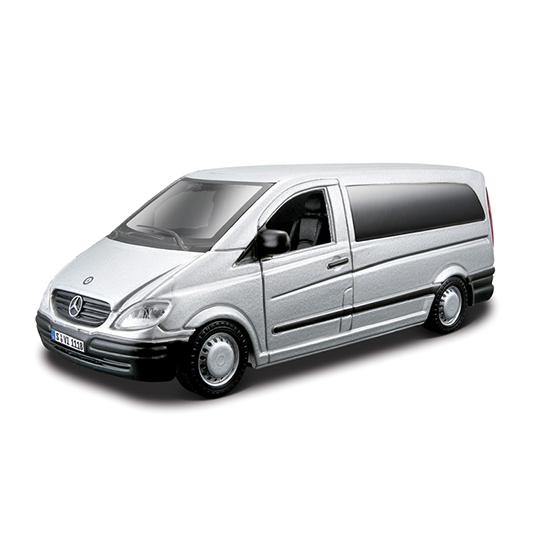 Машины Bburago Машина Mercedes-Benz Vito bburago is f 1 64