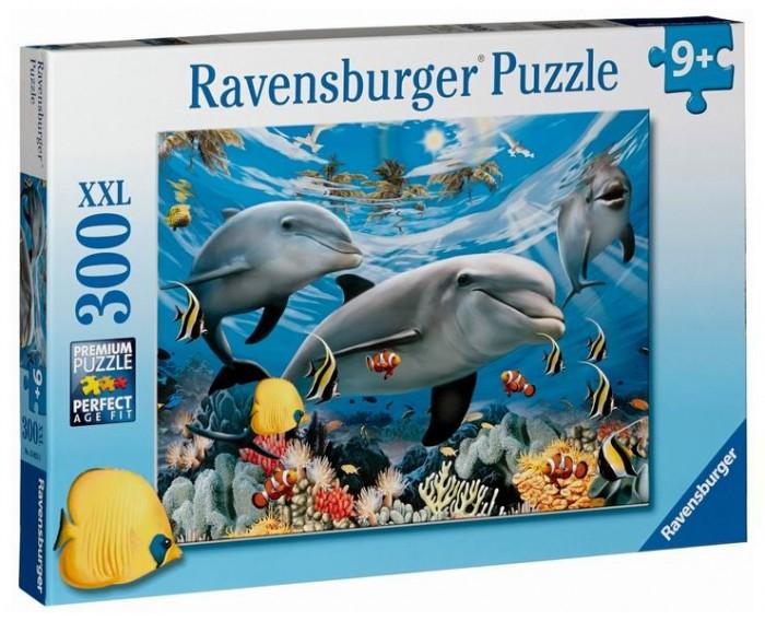 пазлы ravensburger пазл колизей 300 элементов Пазлы Ravensburger Пазл Карибская улыбка 300 элементов