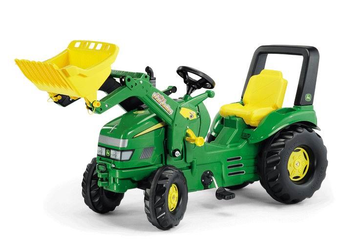 Rolly Toys Trac John Deere 046638