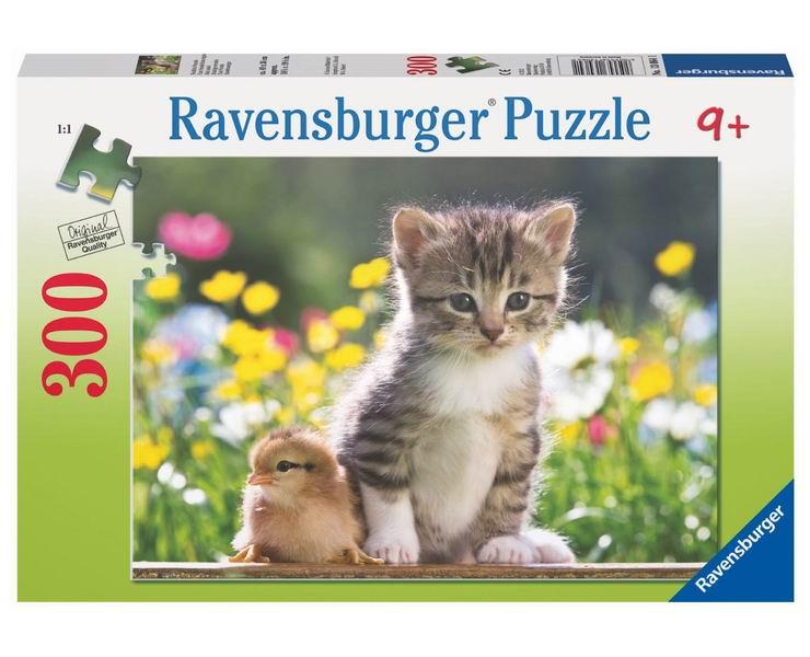 Пазлы Ravensburger Пазл Милые друзья 300 элементов ravensburger пазл друзья у окна 500 деталей