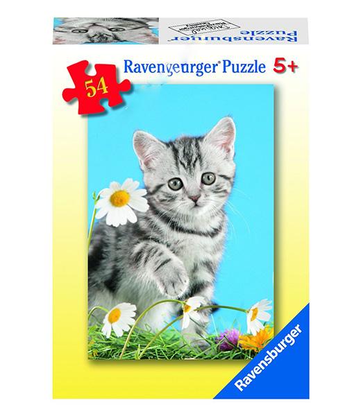 Пазлы Ravensburger Минипазл Детеныши животных 54 элемента детеныши животных
