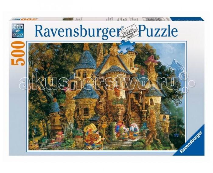 Пазлы Ravensburger Пазл Школа волшебства 500 элементов ravensburger пазл школа волшебства 500 деталей