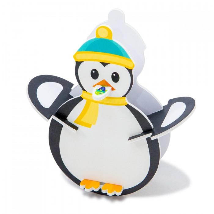 Конструкторы Pic`n Mix Балансирующий пингвин мячи pic n mix мяч массажно игровой большой 18 см