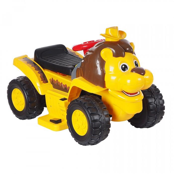 Электромобиль Tokids Лев баскетбольное кольцо и 3 мячика 2 в 1Лев баскетбольное кольцо и 3 мячика 2 в 1Tokids Электромобиль Лев баскетбольное кольцо и 3 мячика 2 в 1 6V/4Ah мотор 1х3W - многофункциональная игрушка для вашего ребенка. Помимо того, что он может развивать моторные функции, научиться управлять своим собственным маленьким автомобильчиком, он также может научиться играть в баскетбол. У машинки Лев существует багажный отсек под сиденьем. В нем хранятся три резиновых мячика.  В спинку сиденья встроено баскетбольное кольцо. Когда сиденье открывается и занимает вертикальное положение, ребенок может отойти от машинки и кидать мячики в баскетбольное кольцо. Мячики будут падать прямо в багажный отсек. После этого можно закрыть сиденье, баскетбольное кольцо спрячется в багажном отсеке вместе с мячиками, и продолжить кататься. Для возобновления игры в баскетбол достаточно просто открыть сиденье.<br>