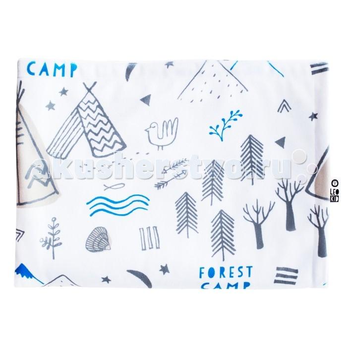 Постельные принадлежности , Пледы Leokid в коляску Forest camp арт: 343165 -  Пледы