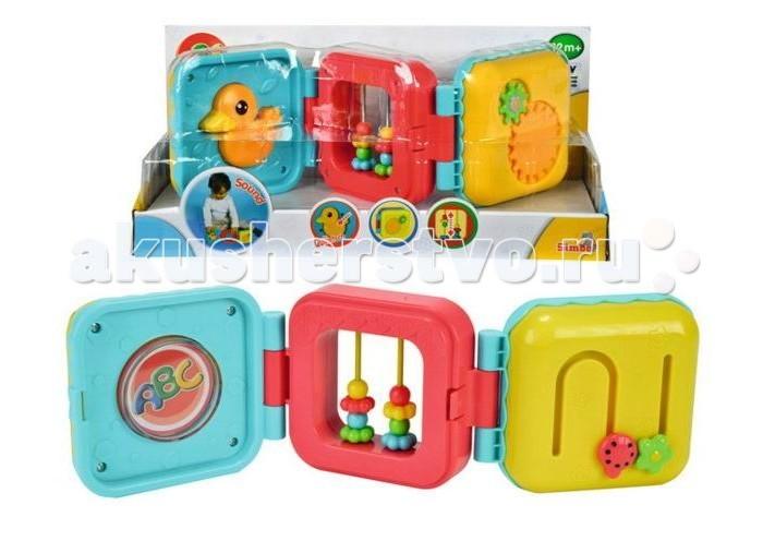 Развивающие игрушки Simba Кубик-трансформер фигурки игрушки simba игрушка божья коровка