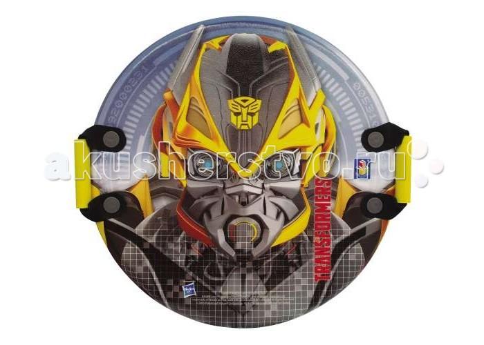 Ледянки 1 Toy Transformers 60 см круглая ледянка transformers двойная 119см т56911