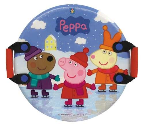 Зимние товары , Ледянки 1 Toy Peppa 54 см круглая арт: 34382 -  Ледянки