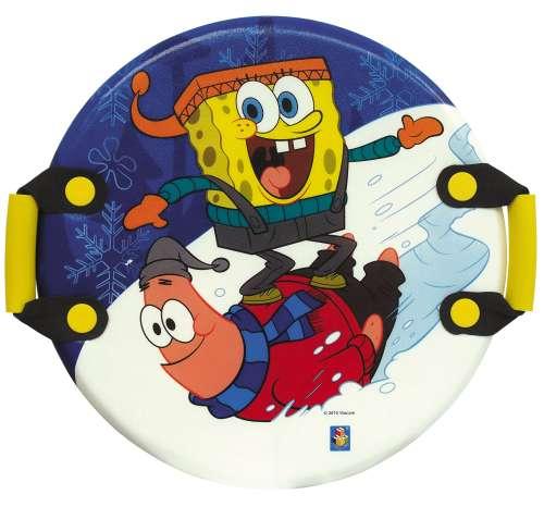 Зимние товары , Ледянки 1 Toy Губка Боб 54 см круглая арт: 34383 -  Ледянки