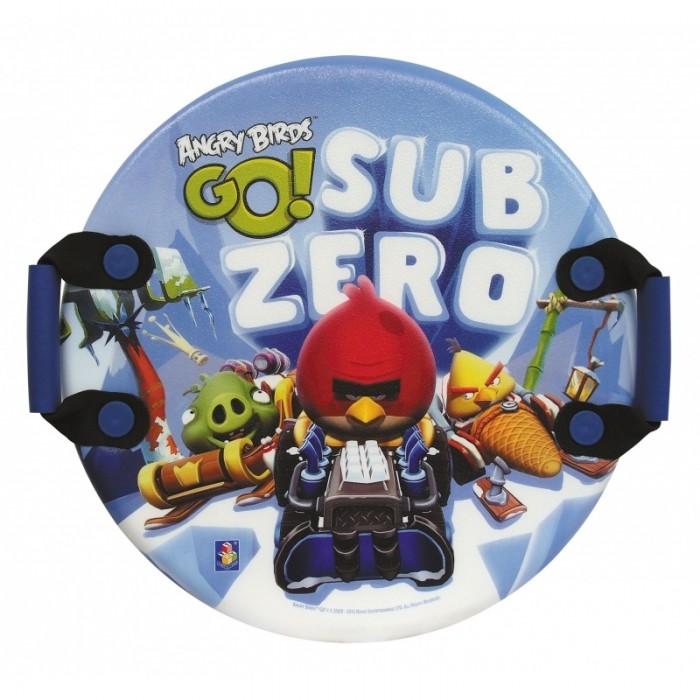 Зимние товары , Ледянки 1 Toy Angry Birds 54 см круглая арт: 34387 -  Ледянки