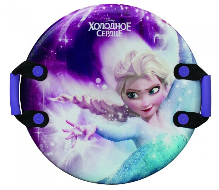 Купить Ледянки, Ледянка 1 Toy Холодное сердце 54 см круглая