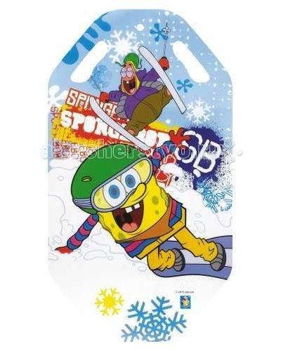 Ледянки 1 Toy Губка Боб 1toy ледянка губка боб 54 см