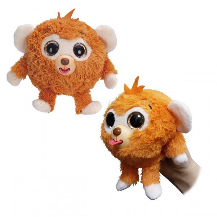Интерактивные игрушки 1 Toy Дразнюка-Zooка Обезьянка игрушка интерактивная 31 век обезьянка f 003b р