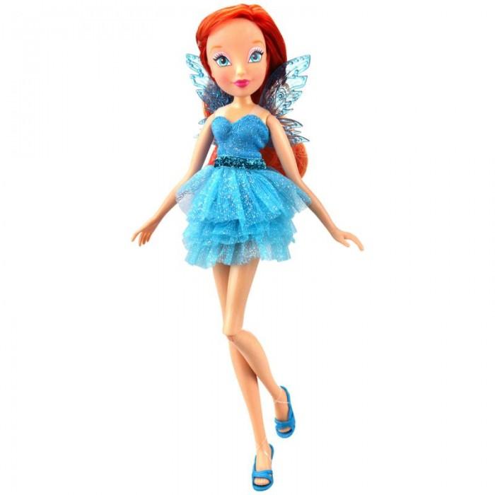 Куклы и одежда для кукол Феи Винкс (Winx Club) Кукла Мода и магия-4 Блум winx club набор детской декоративной косметики магия визажа