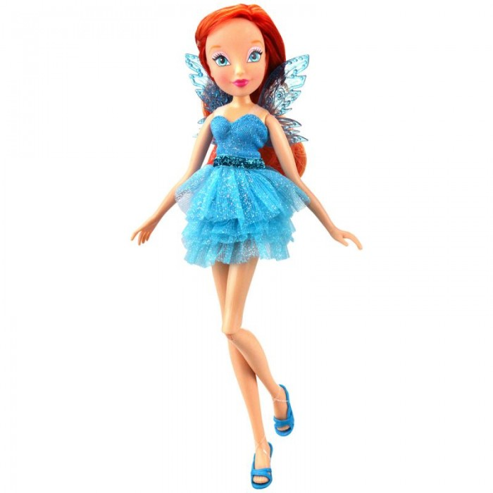 Куклы и одежда для кукол Феи Винкс (Winx Club) Кукла Мода и магия-4 Блум winx club кукла блум деним winx club