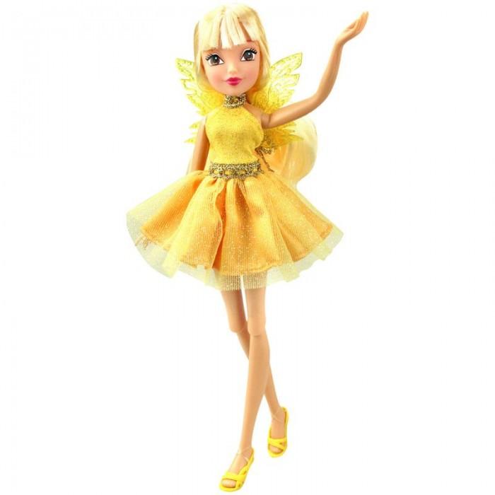 Куклы и одежда для кукол Феи Винкс (Winx Club) Кукла Мода и магия-4 Стелла куклы и одежда для кукол феи винкс winx club кукла тайникс stella