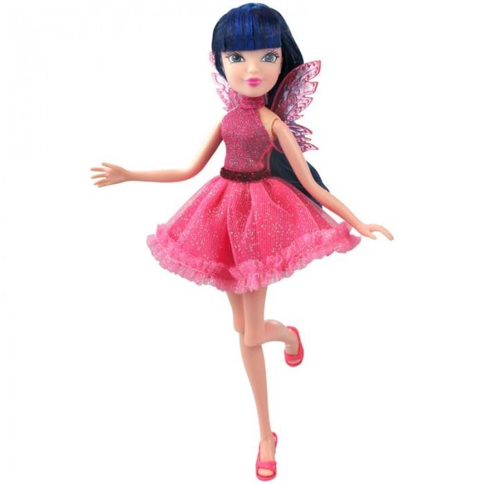 Куклы и одежда для кукол Феи Винкс (Winx Club) Кукла Мода и магия-4 Муза winx club кукла баттерфликс муза