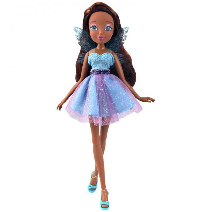 Куклы и одежда для кукол Феи Винкс (Winx Club) Кукла Мода и магия-4 Лайла куклы и одежда для кукол феи винкс winx club кукла тайникс stella