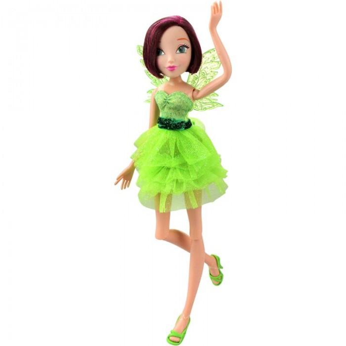 Куклы и одежда для кукол Феи Винкс (Winx Club) Кукла Мода и магия-4 Техна winx winx кукла городская магия стелла