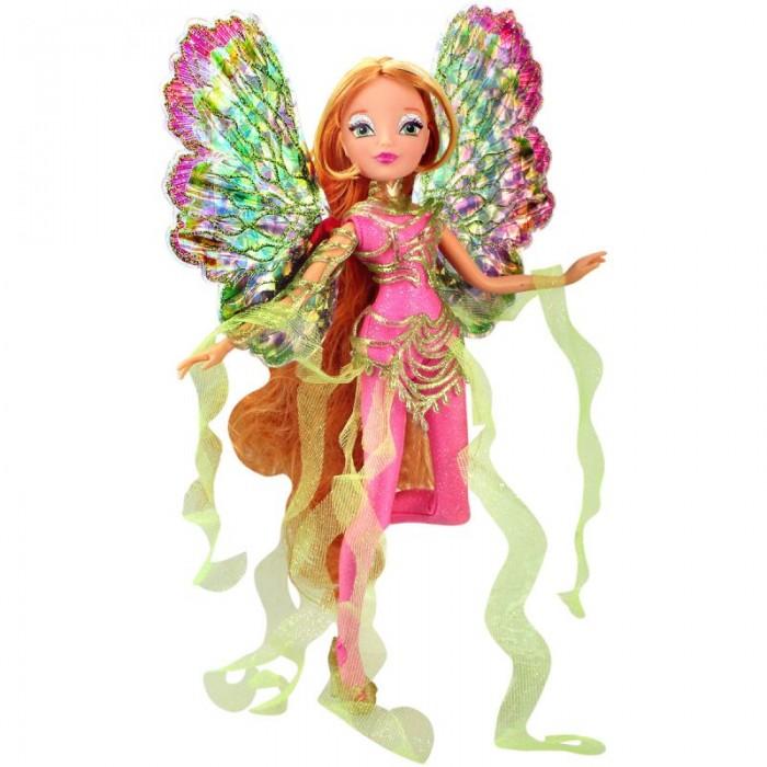 Куклы и одежда для кукол Феи Винкс (Winx Club) Кукла Wow Дримикс Флора украшение для стен и предметов интерьера winx флора