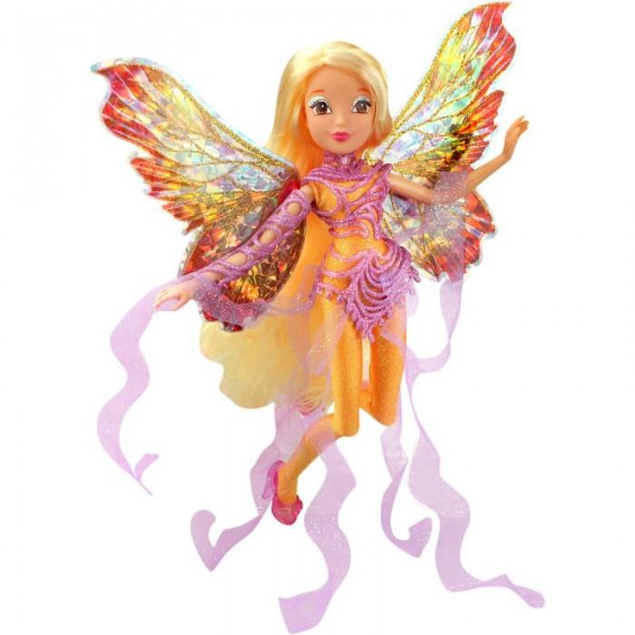 Куклы и одежда для кукол Феи Винкс (Winx Club) Кукла Wow Дримикс Стелла куклы и одежда для кукол феи винкс winx club кукла тайникс stella